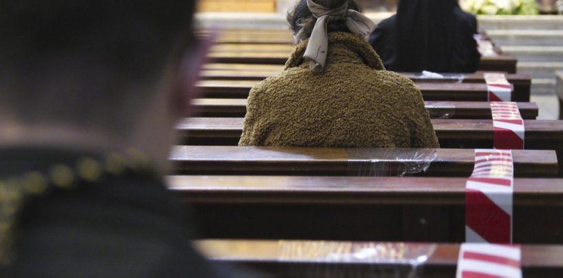 Sanidad permite de nuevo la celebración de culto público en Valladolid desde el lunes 18 de mayo