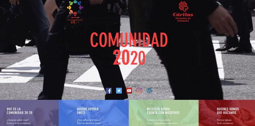 Cáritas Diocesana crea un fondo específico para atender a los damnificados por el COVID-19 en Valladolid