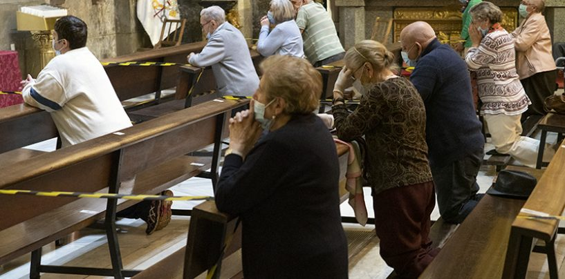 Últimas medidas de prevención del COVID-19 relativas al culto
