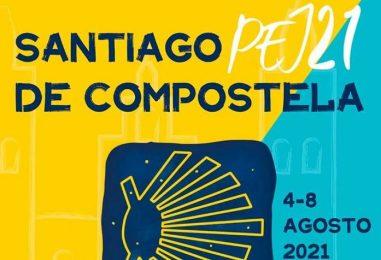 Peregrinación europea de jóvenes a Santiago 2021