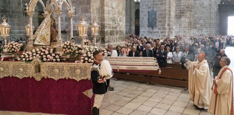 Comienzan hoy lunes, 31, con la novena, los cultos en honor a la Virgen de San Lorenzo