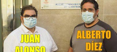 Entrevista a Juan y Alberto del Proyecto San José de Cáritas