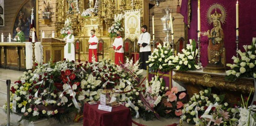 Don Ricardo Blázquez y Don Luis Argüello presidirán sendas eucaristías en la fiesta de Nuestra Señora de San Lorenzo para facilitar el culto a los fieles ante las restricciones
