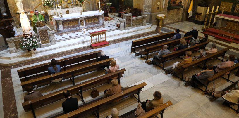 El Supremo rechaza el 'númerus clausus' de 25 personas en los templos
