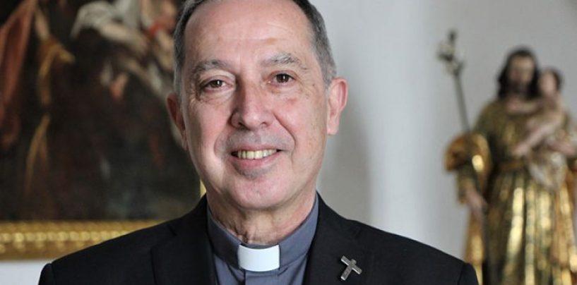 El sacerdote Fernando Valera, nuevo obispo de Zamora