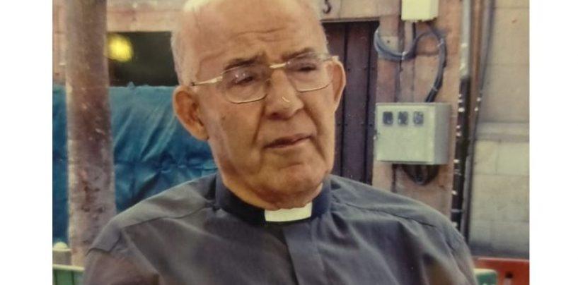 Fallece a los 90 años el sacerdote José Aguado Pozas