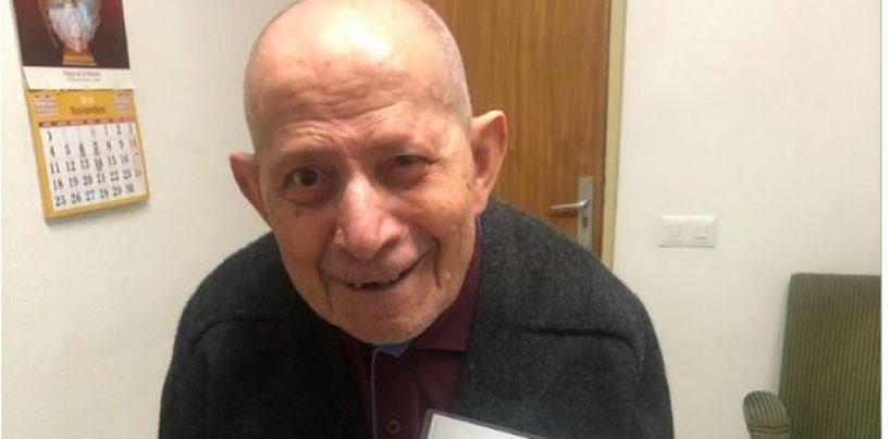 Fallece a los 93 años el sacerdote Modesto Sanz Ribón