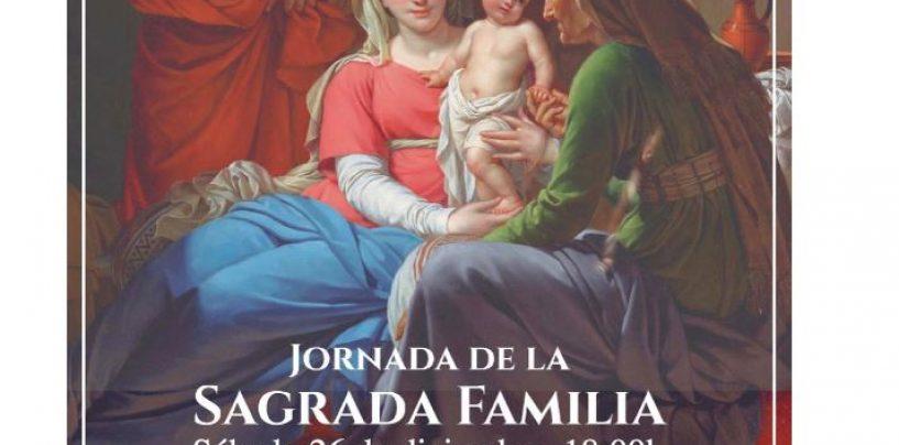 La Fiesta de la Sagrada Familia mira a los ancianos (sábado, 26, a las 18h. en la Catedral)