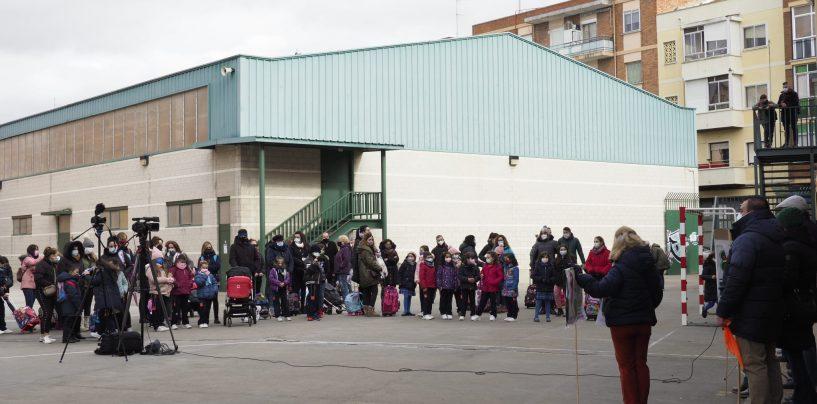 El colegio Nuestra Señora del Carmen se suma a las protestas contra la Ley Celáa