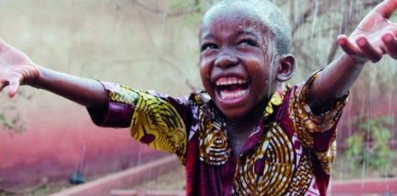 'Contagia solidaridad para acabar con el hambre' (Campaña de Manos Unidas)