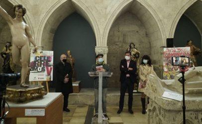 La Catedral acoge la presentación de un cómic sobre los Comuneros