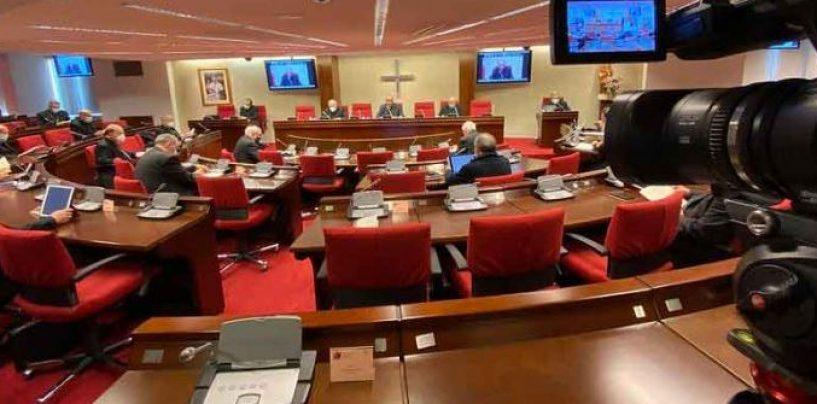D Ricardo Blázquez y D Luis Argüello asisten esta semana a la Plenaria de la CEE