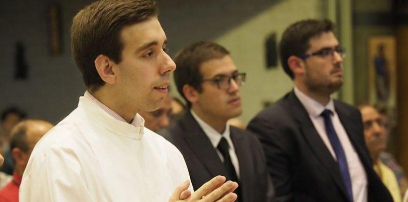 Alberto Rodríguez Cillero será ordenado sacerdote el 12 de septiembre