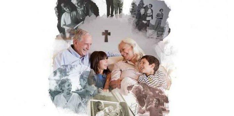 """Día de los abuelos y personas mayores: """"Yo estoy contigo todos los días"""""""
