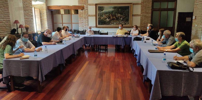 Reunión de delegados de Enseñanza