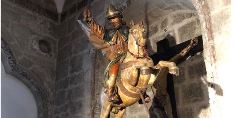 La diócesis celebra la festividad de Santiago Apóstol, patrón de España