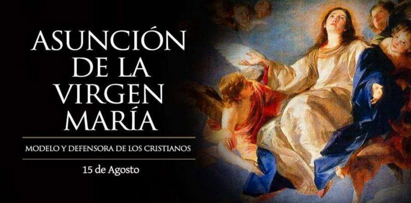 La festividad de la Asunción de la Virgen María: significado e historia